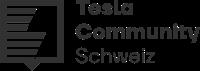 Tesla Community Schweiz Logo